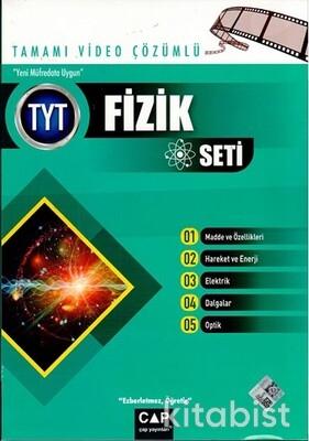 Çap Yayınları - TYT Fizik Seti