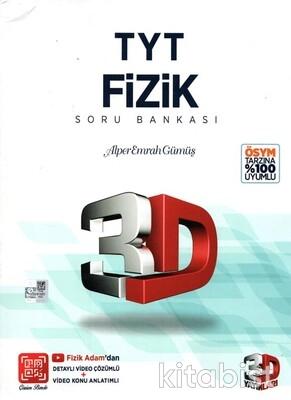 3D Yayınları - TYT Fizik Soru Bankası