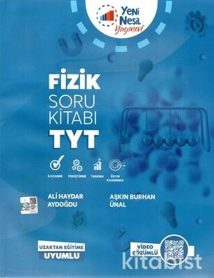 Yeni Nesil Yayınları - TYT Fizik Soru Kitabı