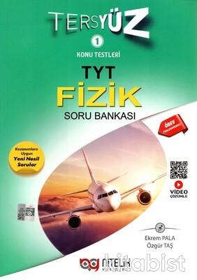 Nitelik Yayınları - TYT Fizik Tersyüz Soru Bankası
