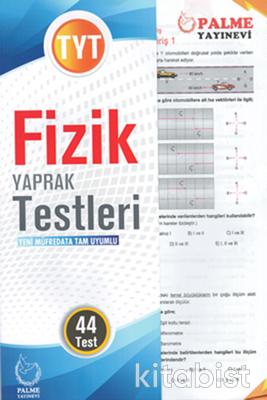 Palme Yayınları - TYT Fizik Yaprak Test