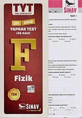 Sınav Yayınları - TYT Fizik Yaprak Test