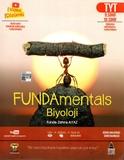 Tonguç Akademi - TYT FUNDAmentals Biyoloji Konu Anlatımlı Soru Bankası