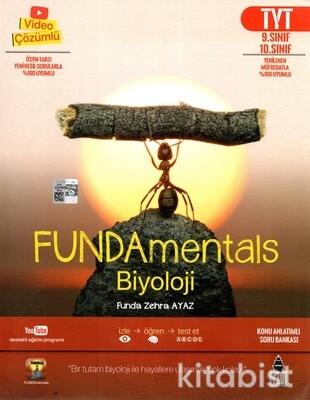 TYT FUNDAmentals Biyoloji Konu Anlatımlı Soru Bankası