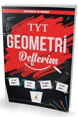 Pelikan Yayınları - TYT Geometri Defterim