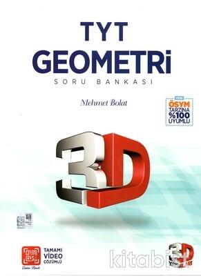 3D Yayınları - TYT Geometri Soru Bankası