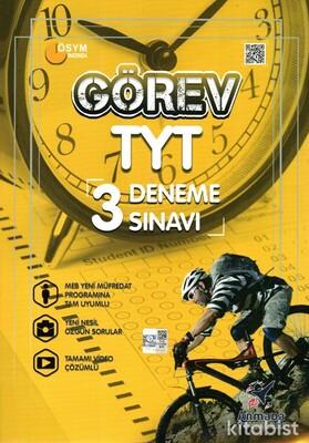 Armada Yayınları - TYT Görev 3'lü Deneme Sınavı