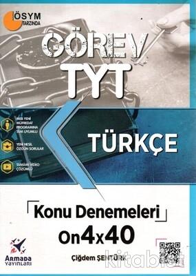 Armada Yayınları - TYT Görev Türkçe Konu Denemeleri 14X40