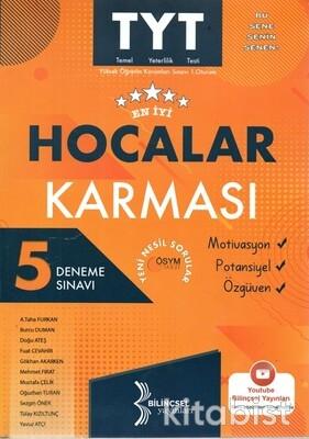 Bilinçsel Yayınları - TYT Hocalar Karması 5 li Deneme Sınavı