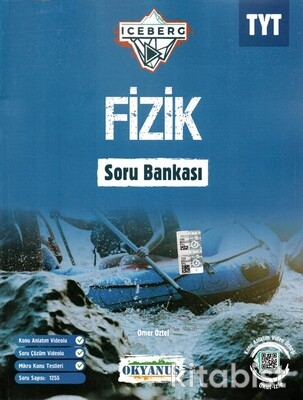 Okyanus Yayınları - TYT Iceberg Fizik Soru Bankası - 2021