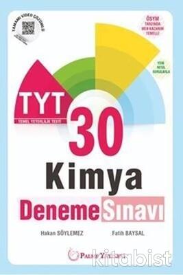Palme Yayınları - TYT Kimya 30'lu Deneme Sınavı