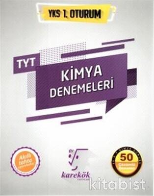 Karekök Yayınları - TYT Kimya 50'li Deneme Sınavı