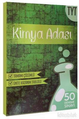Tonguç Akademi - TYT Kimya Adası - 50 Deneme Sınavı