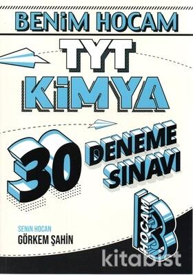 Benim Hocam Yayınları - TYT Kimya Çözümlü 30'lu Deneme Sınavı