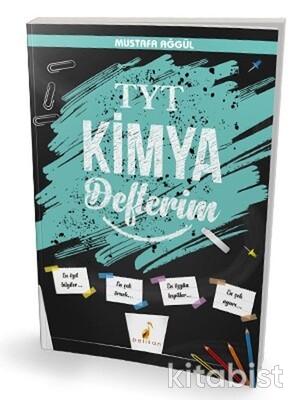 Pelikan Yayınları - TYT Kimya Defterim
