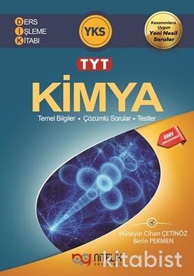 Nitelik Yayınları - TYT Kimya Ders İşleme Kitabı