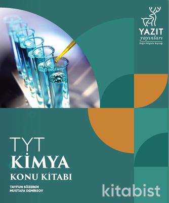 Yazıt Yayınları - TYT Kimya Konu Anlatımlı