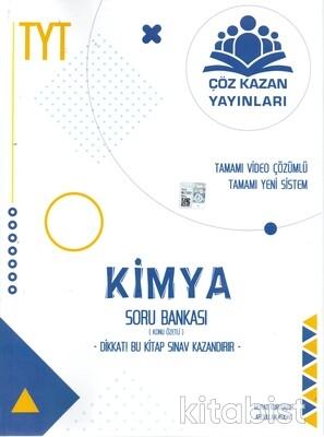 Çöz Kazan Yayınları - TYT Kimya Konu Özetli Soru Bankası