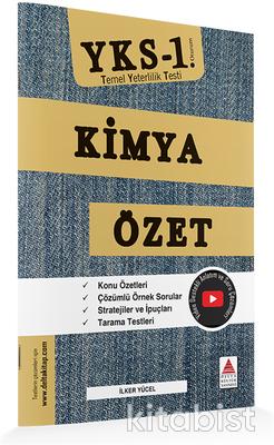 Delta Yayınları - TYT Kimya Özet