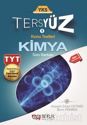 Nitelik Yayınları - TYT Kimya Tersyüz Soru Bankası