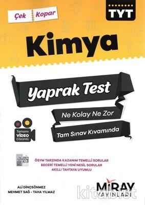 Miray Yayınları - TYT Kimya Yaprak Test