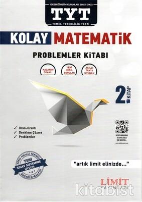 Limit Yayınları - TYT Kolay Matematik Konu Anlatımlı Soru Bankası 2.Kitap