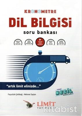 TYT Kronometre Dil Bilgisi Soru Bankası