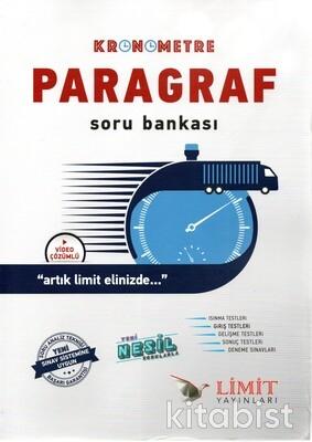 TYT Kronometre Paragraf Soru Bankası