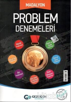 Gezegen Yayınları - TYT Madalyon Problemler Deneme
