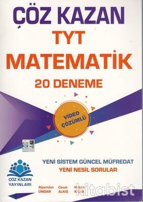 Çöz Kazan Yayınları - TYT Matematik 20'li Deneme Sınavı