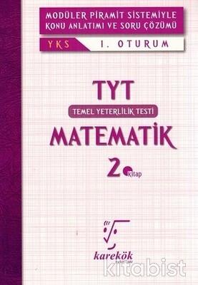 Karekök Yayınları - TYT Matematik 2.Kitap MPS Konu Anlatımlı