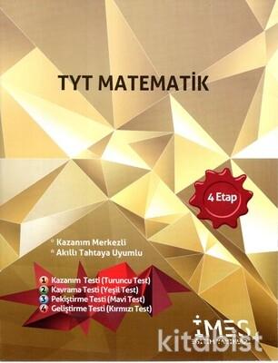 İmes Eğitim Yayınları - TYT Matematik 4.Etap Soru Bankası