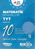 Yeni Nesil Yayınları - TYT Matematik Denemeleri