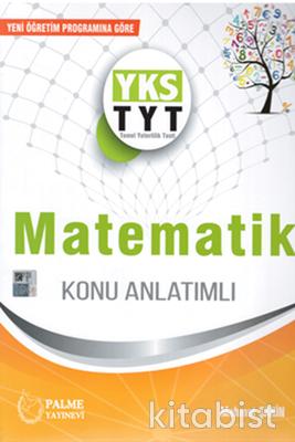 Palme Yayınları - TYT Matematik Konu Anlatımlı
