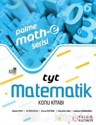 Palme Yayınları - TYT Matematik Math-e Serisi Konu Kitabı