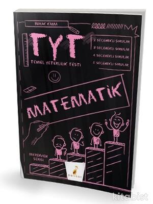 Pelikan Yayınları - TYT Matematik Merdiven Serisi Soru Bankası