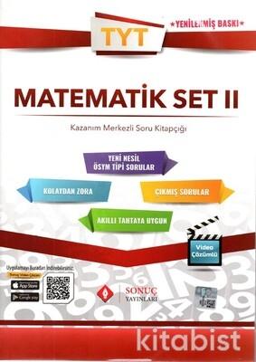 Sonuç Yayınları - TYT Matematik Modüler Set II