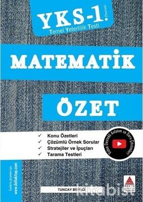 Delta Yayınları - TYT Matematik Özet