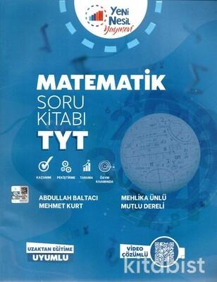 Yeni Nesil Yayınları - TYT Matematik Soru Kitabı