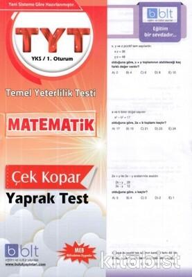Bulut Eğitim Yayınları - TYT Matematik Yaprak Test