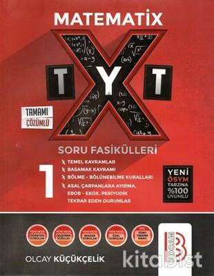 Benim Hocam Yayınları - TYT Matematix-1 Soru Fasikülleri