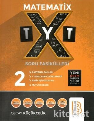 Benim Hocam Yayınları - TYT Matematix-2 Soru Fasikülleri