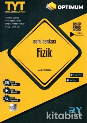 Referans Yayınları - TYT Optimum Fizik Soru Bankası