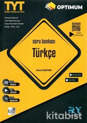 Referans Yayınları - TYT Optimum Türkçe Soru Bankası