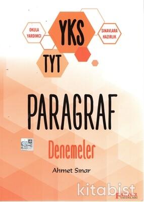 Faktör Yayınları - TYT Paragraf Denemeleri