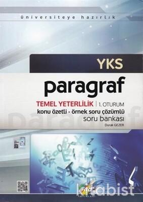 Fdd Yayınları - TYT Paragraf Konu Özetli Soru Bankası