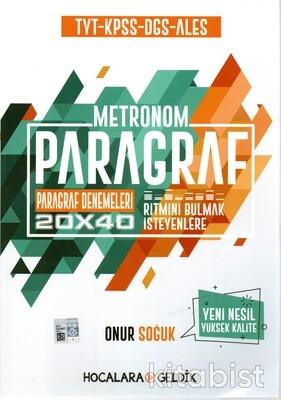 3D Yayınları - TYT Paragraf Metronom
