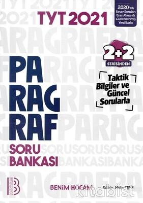 Benim Hocam Yayınları - TYT Paragraf Soru Bankası - 2021