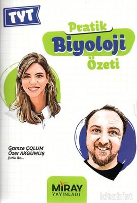 Miray Yayınları - TYT Pratik Biyoloji Özeti Cep Kitabı