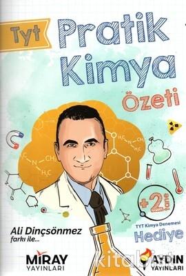 Miray Yayınları - TYT Pratik Kimya Özeti Cep Kitabı